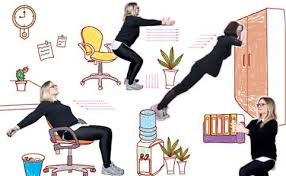 Staying Fit in Your Office