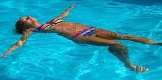 How can swimming improve your health and fitness