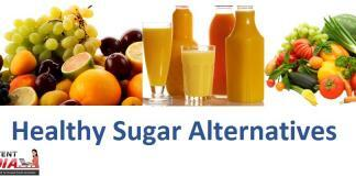 Content Media: Healthy Sugar Alternatives