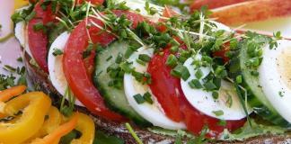 breakfast salads